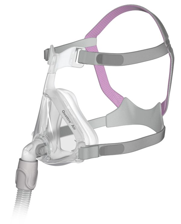 Quattro™ Air for Her Full Face Mask Complete System